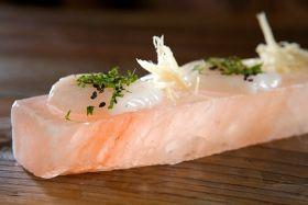 Sushi Salt Plate